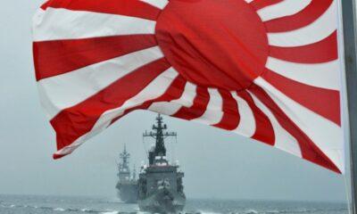 Drapeau impérial du Japon