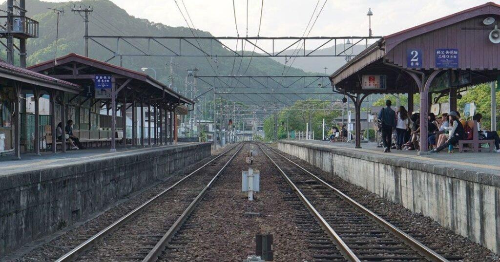 une train japon