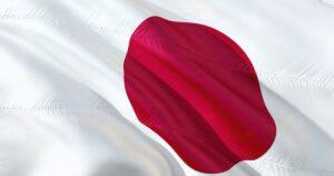 une drapeau japon