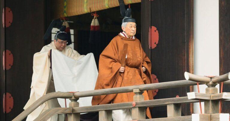 une akihito abdique