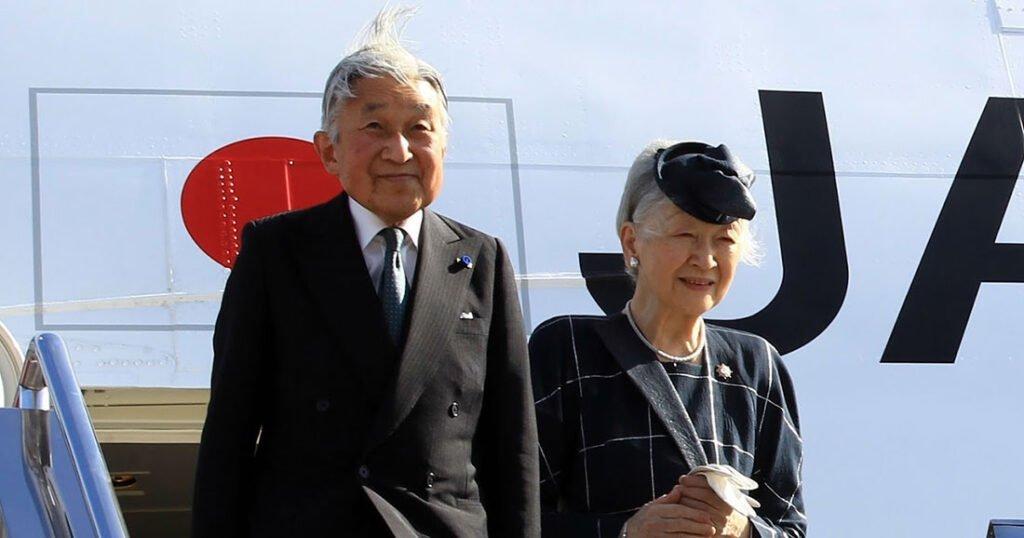 une akihito empereur