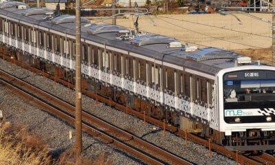 une japon train