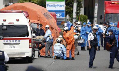 une japon tuerie
