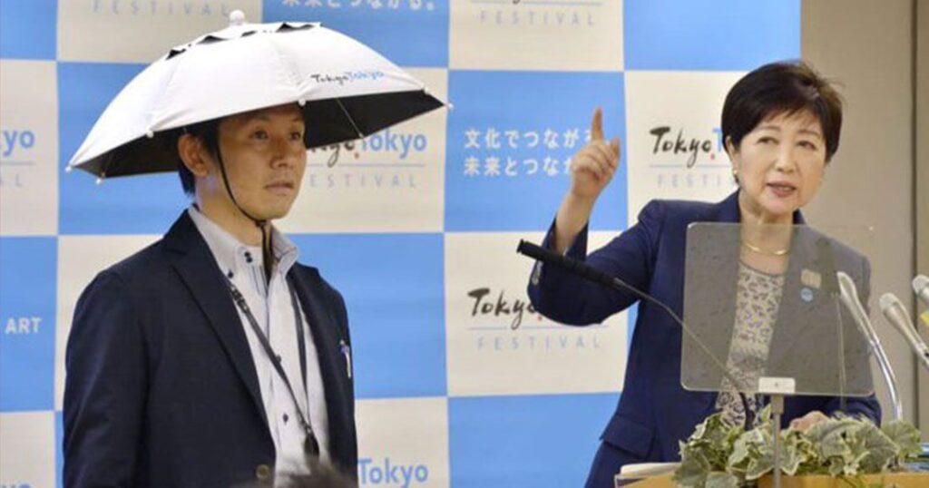 une tokyo chapeau