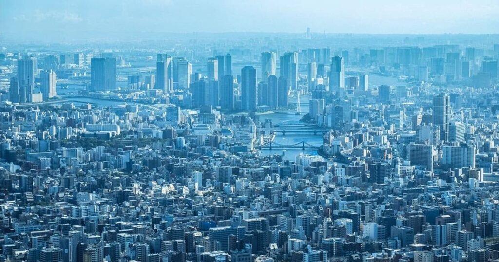 une tokyo tremblement