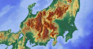 une japon carte