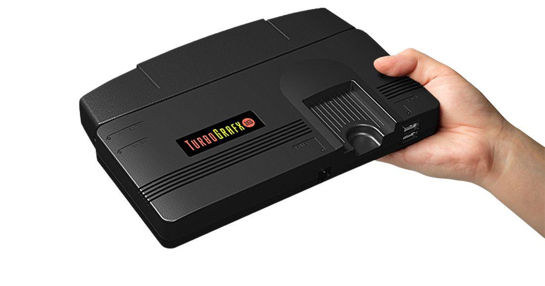 une console retro