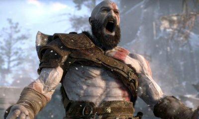 une kratos god of war
