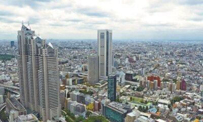 UNE TOKYO TREMBLEMENT 1