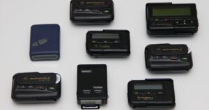 pager japon