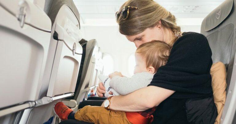 une bebe avion