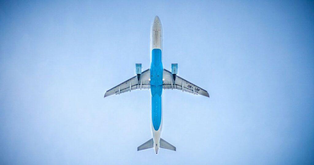 une avion empereur