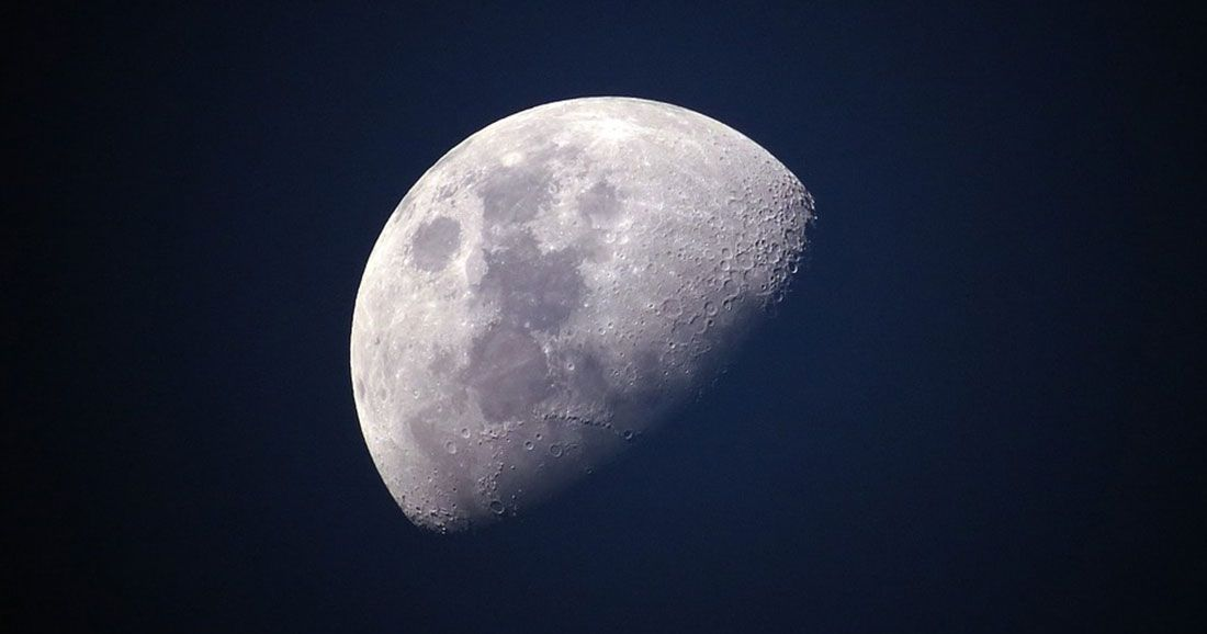 une lune jaxa