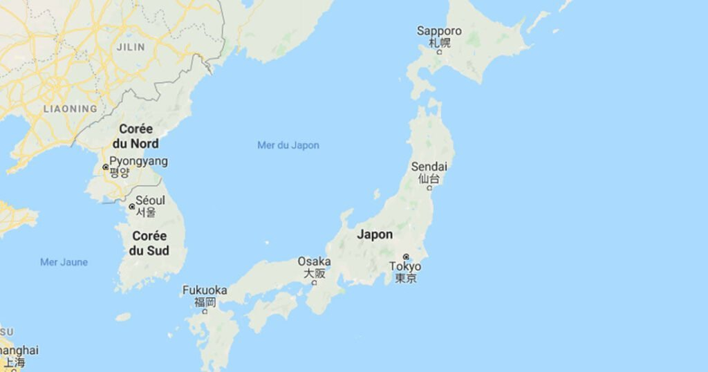 une climat japon