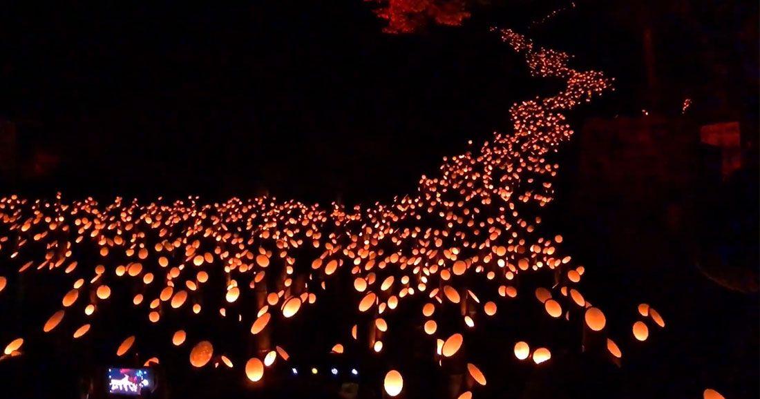 Festival de lanternes