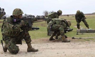forces terrestes japonaises