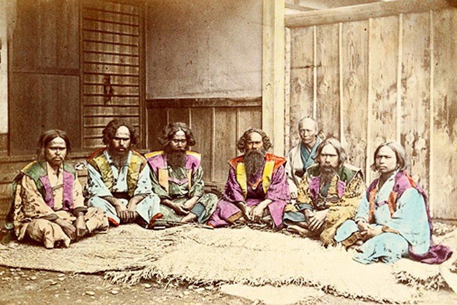 Famille Ainu
