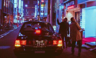 taxi osaka