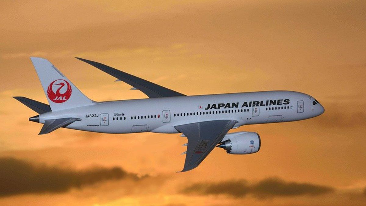 une japon avion