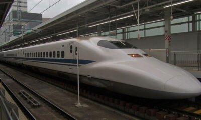 Shinkansen Train Express Japon