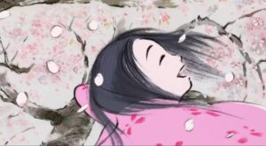The Tale of The Princess Kaguya Official US Release Trailer 1 2014 Studio Ghibli Film HD 1 44 screenshot 1209x665
