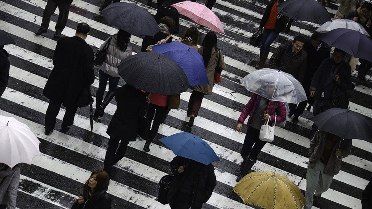 japon parapluie
