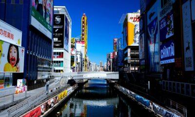 Japon Osaka