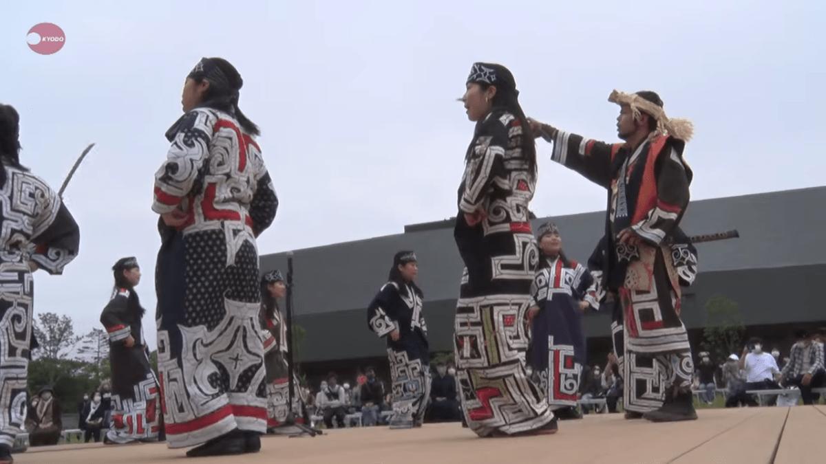 , Le premier Musée national Ainu ouvre à Hokkaido, Furansu