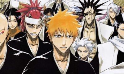 Bleach, manga, shonen