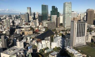 tokyo, capitale du japon