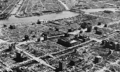 hiroshima bombardement, Le bombardement atomique de Hiroshima en 1945, Furansu