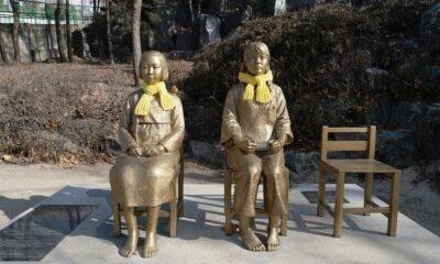 Femme de réconfort en Corée du Sud