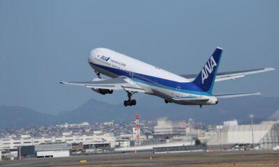Japon, avion