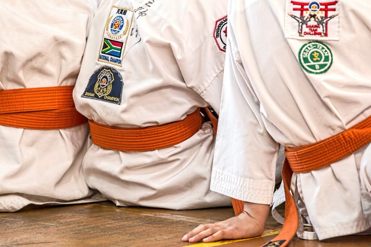Karate, arts martiaux
