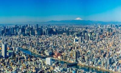 Tokyo, Osaka, ville japonaise