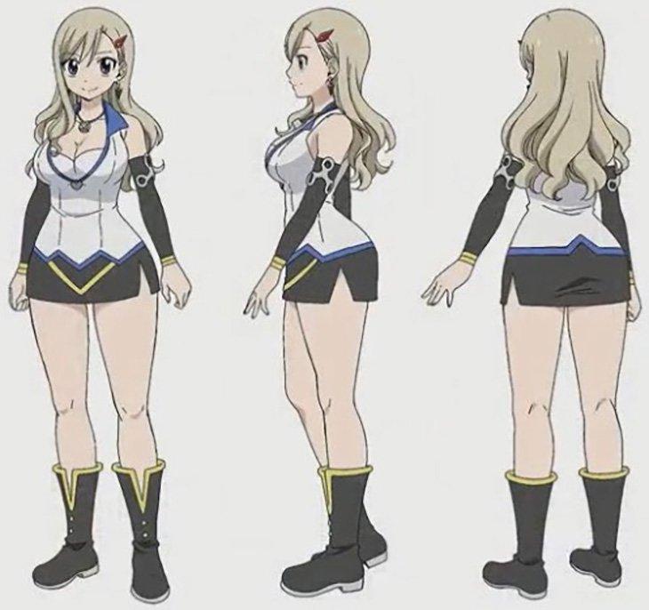 Rebecca (Edens Zero anime)
