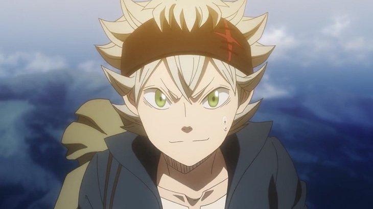 Asta, personnage de Black Clover