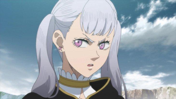 Noelle, l'une des personnages principaux de Black Clover