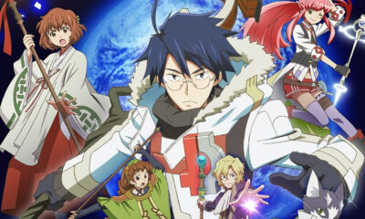 Log Horizon Saison 3 / S3