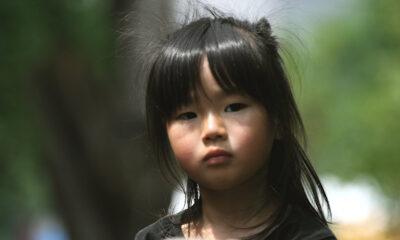 une enfant japon