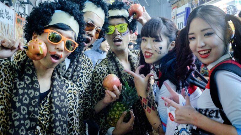 une halloween japon