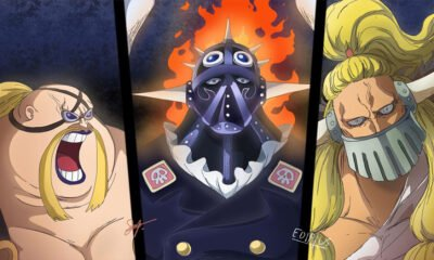 une one piece 990