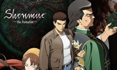 Anime Shenmue