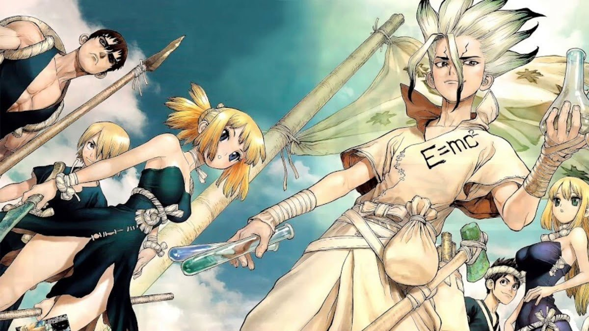 Dr Stone Eve Of the Stars