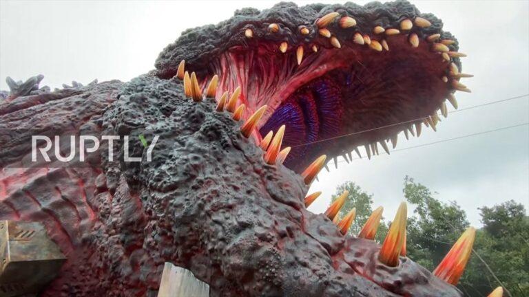 Godzilla au Japon