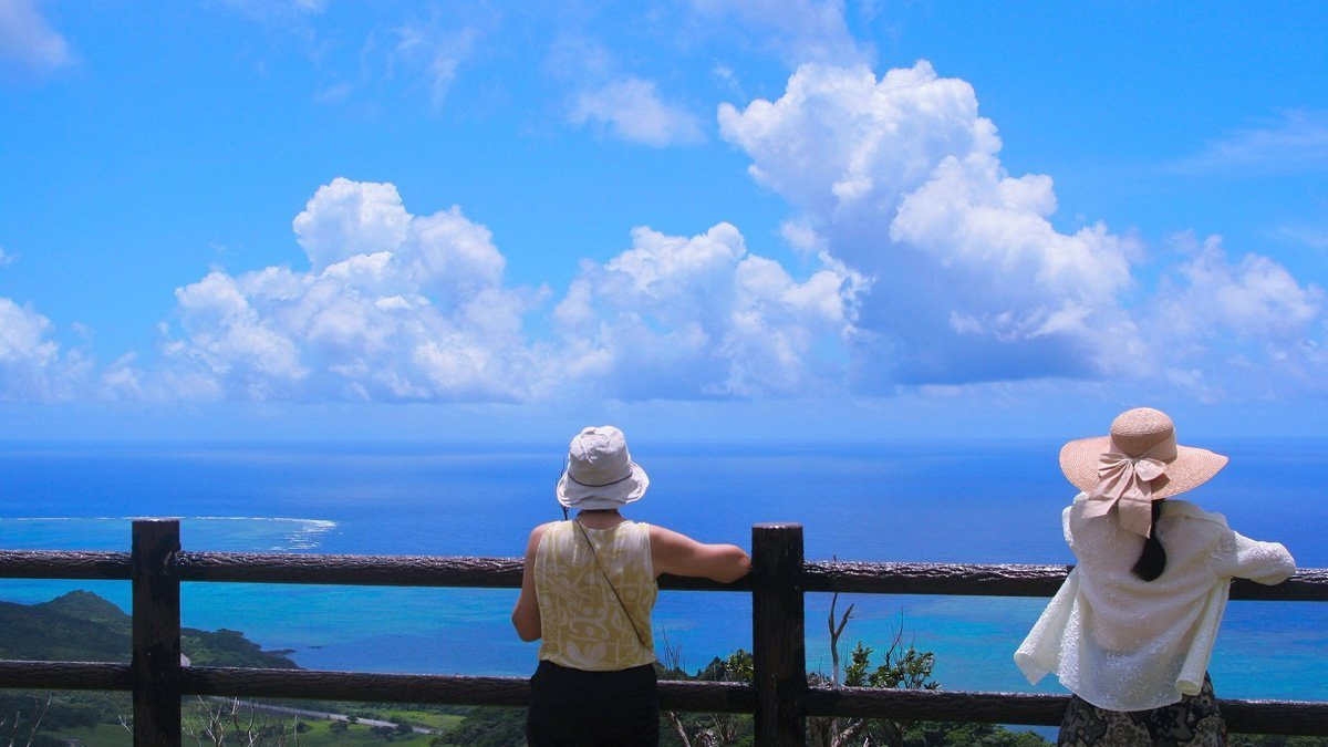 Okinawa au Japon