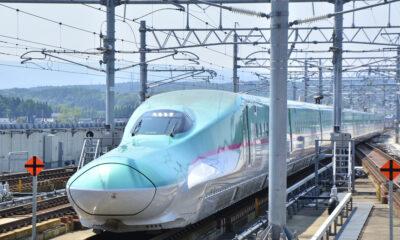 Shinkansen au Japon