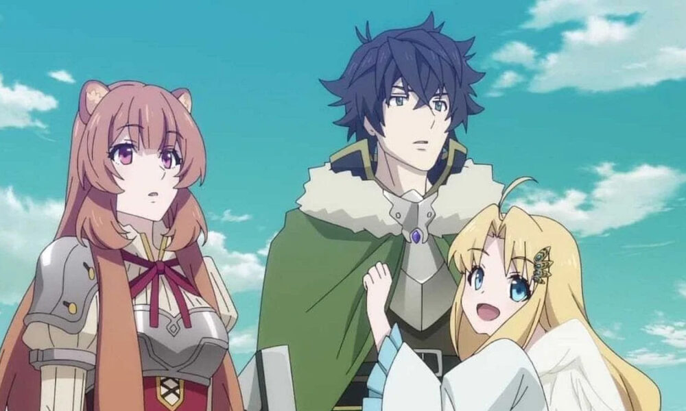 The Rising of the Shield Hero Saison
