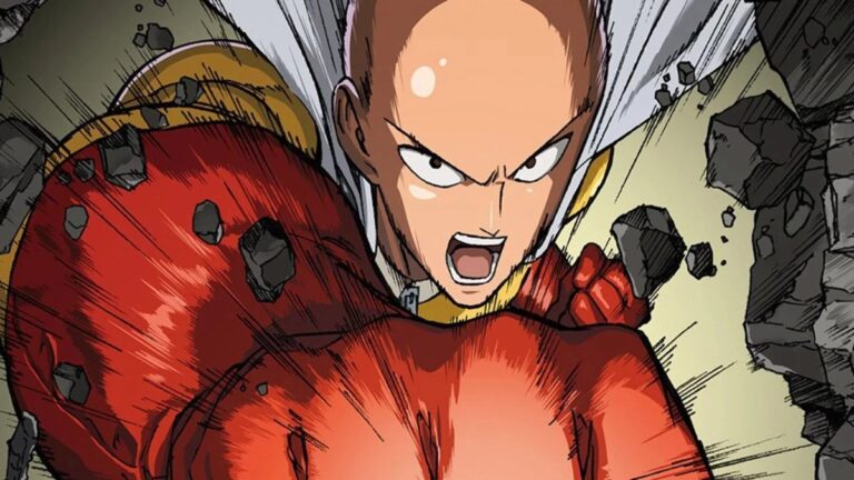 one punch man s3
