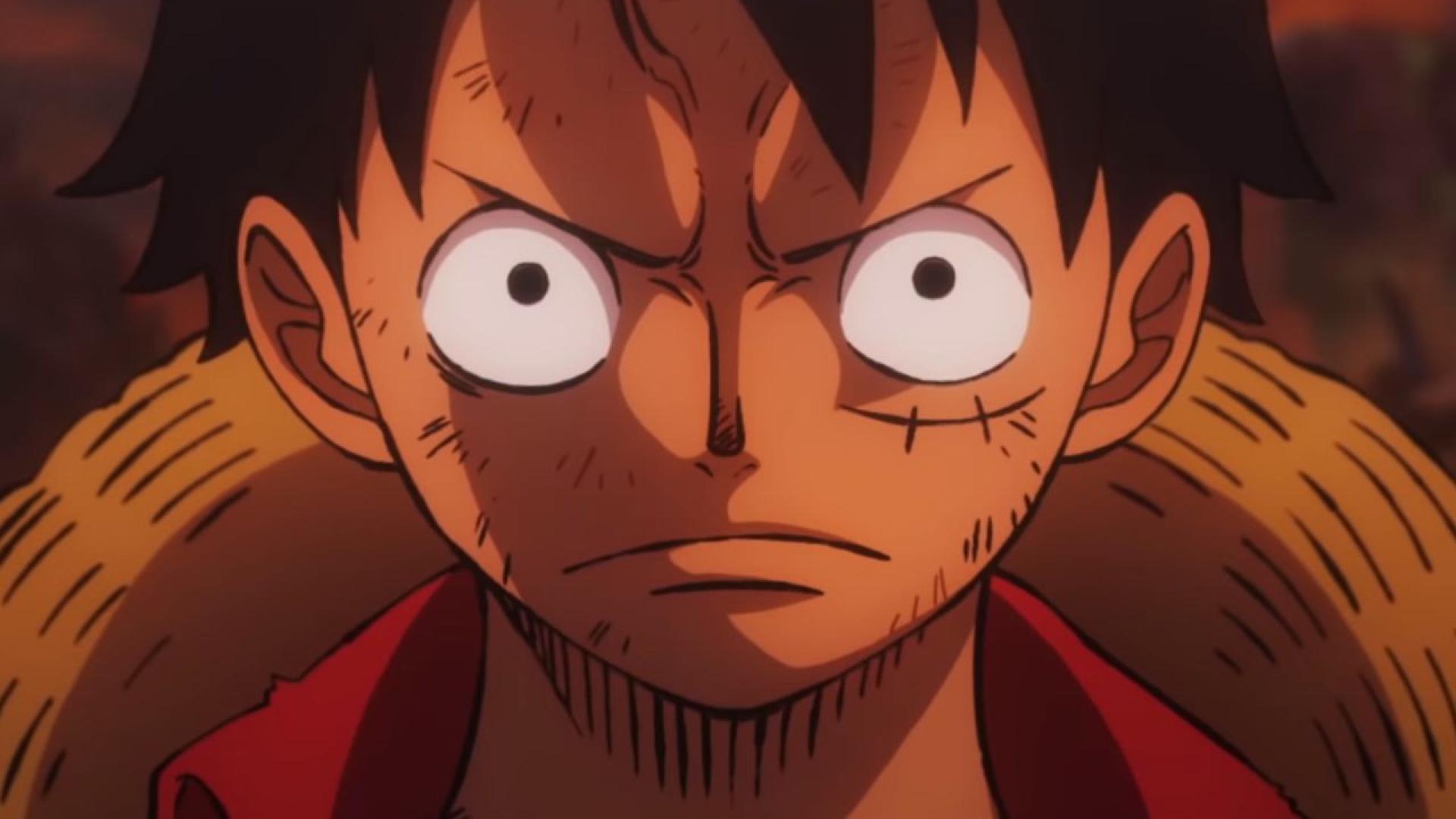 Luffy dans One Piece